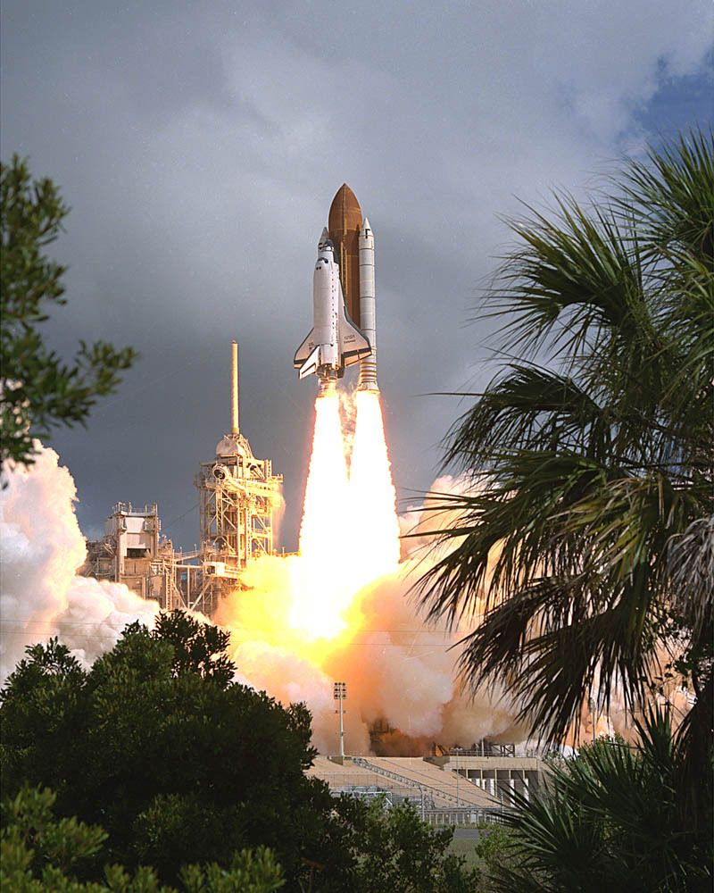 A History of NASA Rocket Launches in 25 HighQuality