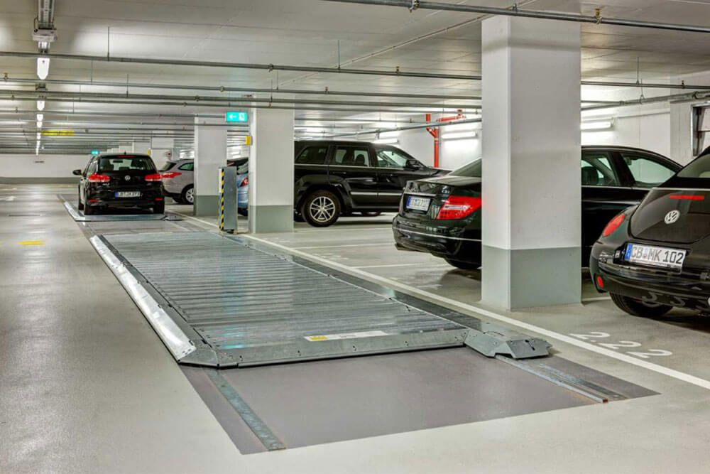 Single Platform For One Car And Tandem Platform For 2 Cars Behind Each Other Up To 30 More Parking Places By Using Hydraulic Cars Hydraulic Car Lift System