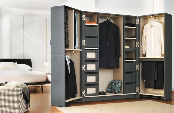 Creatief Met Inloopkast : Max wardrobe a wardrobe dressed in true sartorial style uhdris