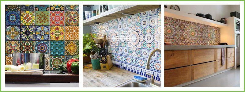 Ideas For Kitchen Tiles And Splashbacks