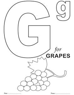 printable coloring books for preschoolers Google Search