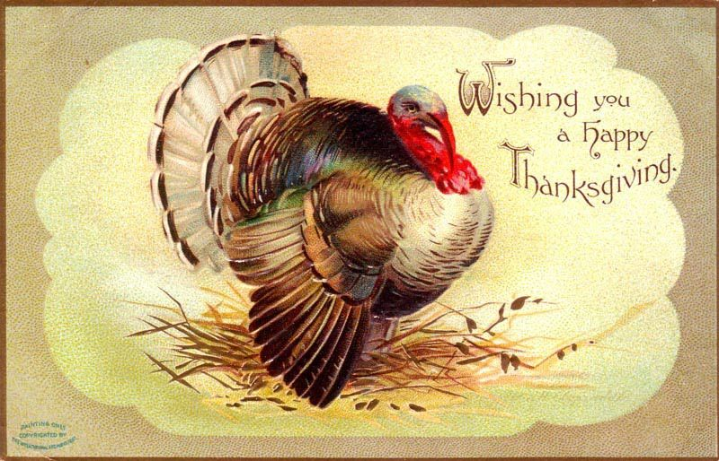 78+ images about Vintage Happy Thanksgiving day on Pinterest ...