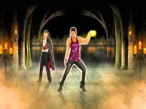 Just Dance Disney - Calling All The Monsters (Wii Rip), via YouTube.