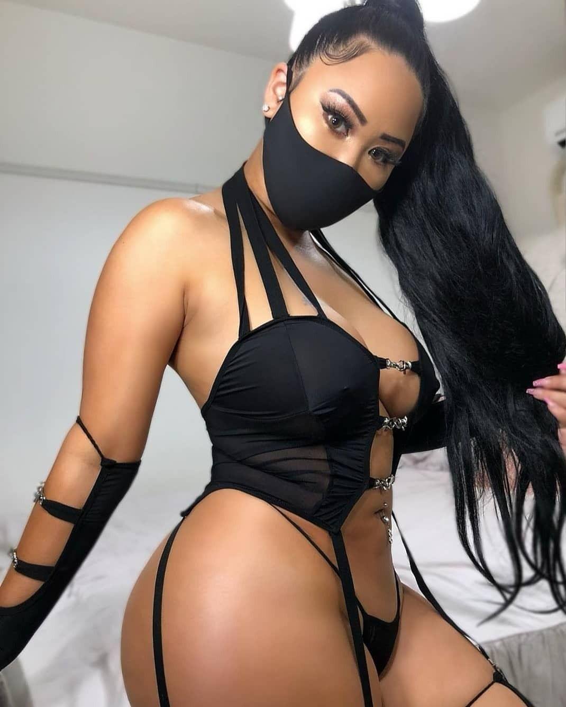 Sexy Ebony Big Booty Lesbians