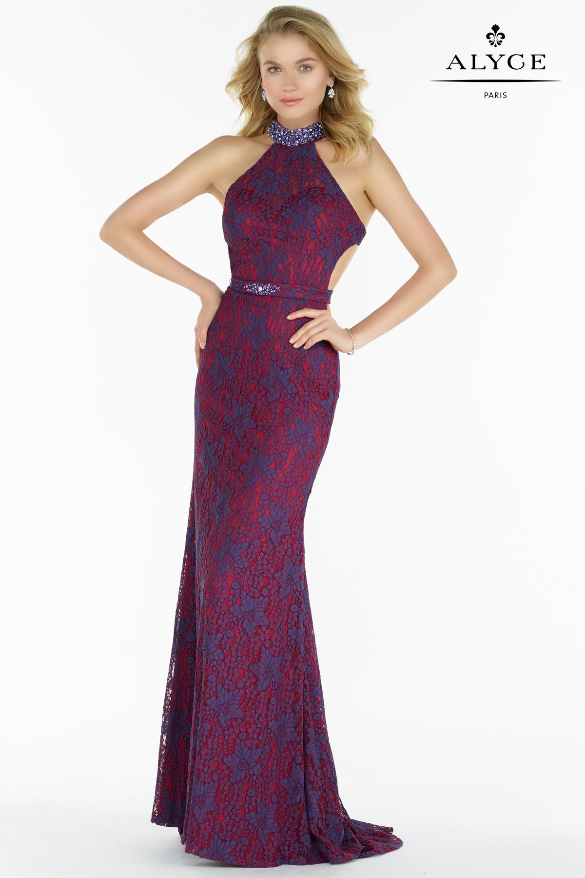 Alyce Paris 6787 - International Prom Association | Alyce Paris Prom ...