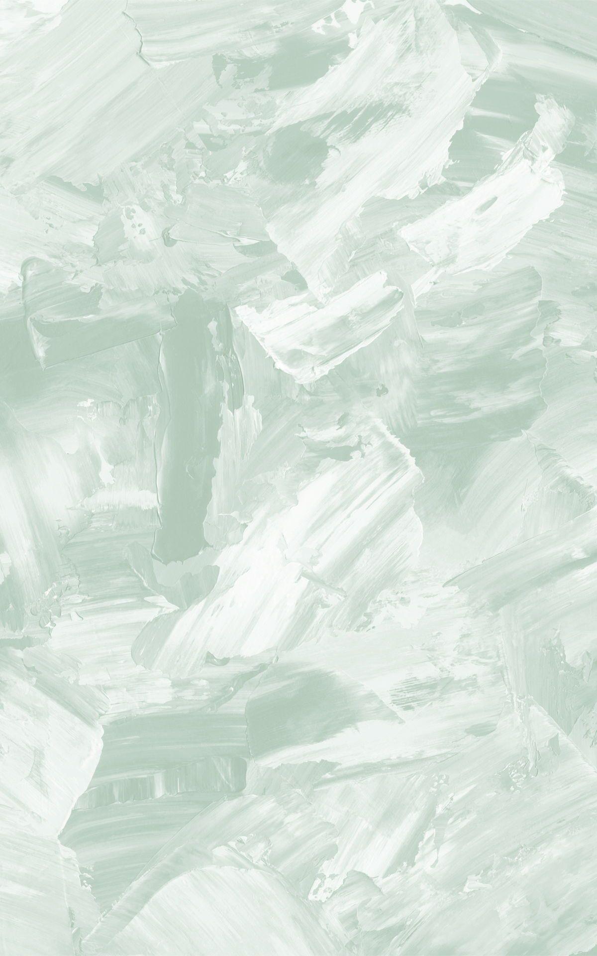 Sage Abstract Paint Wallpaper Muralswallpaper Painting Wallpaper Aesthetic Iphone Wallpaper Minimalist Wallpaper