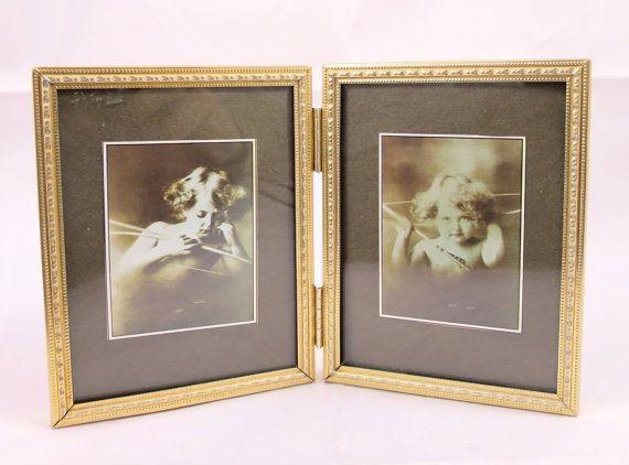 Cupid Awake Cupid Asleep Sepia Toned Prints by BonniesVintageAttic, $24.95