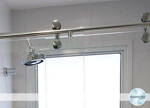 Box Elegance/ Box de Banheiro / Box de Vidro / http://www.atlanticbox.com.br/site/box-elegance/