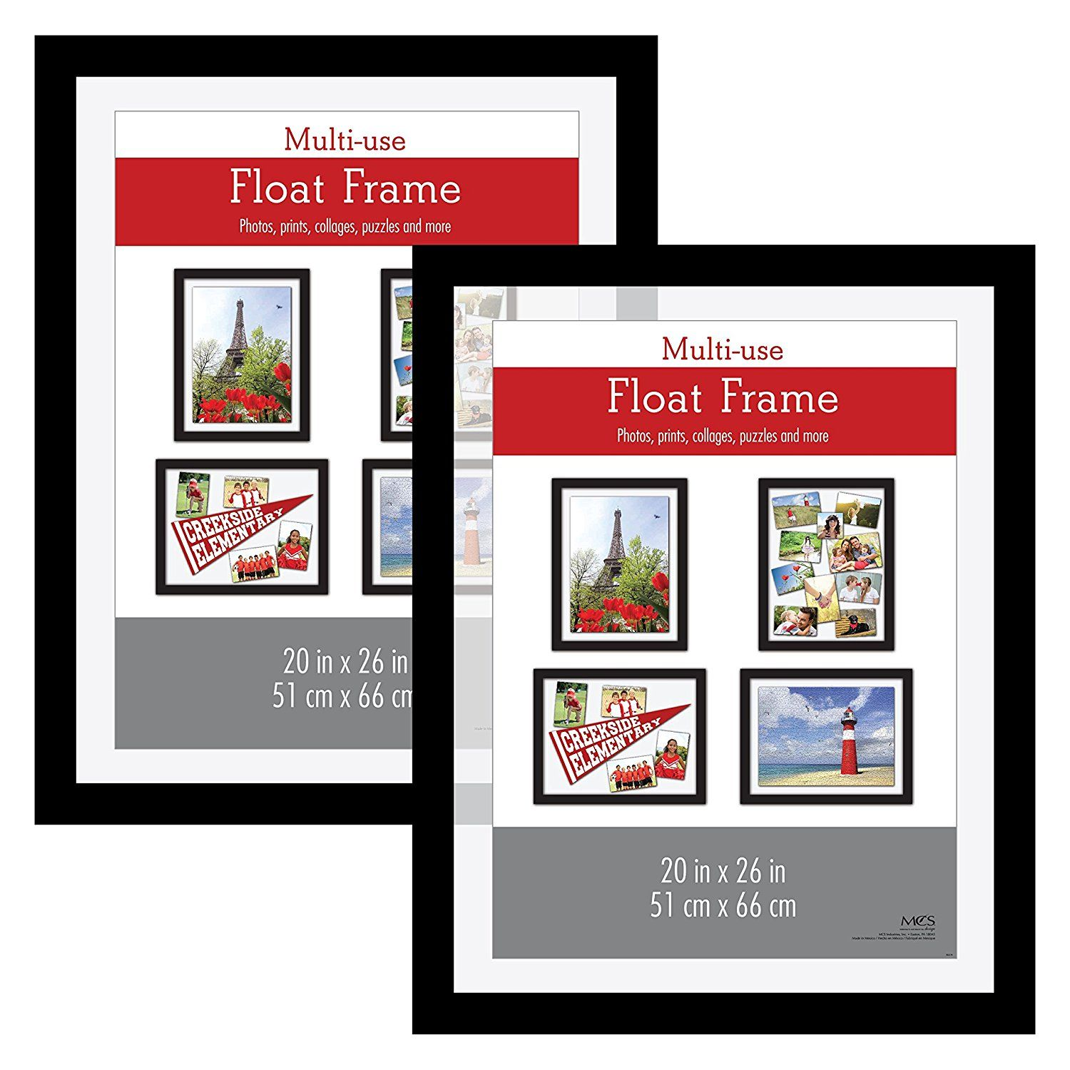 Mcs Float Poster Frame 2 Pack 20 X 26 Black For More Information Visit Image Link This Is An Affiliate Link Poster Frame Frame Picture Frame Sizes