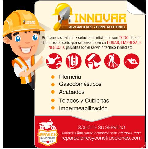 Pin by innovar reparaciones y construcciones on tips y for Empresas de reparaciones del hogar en madrid
