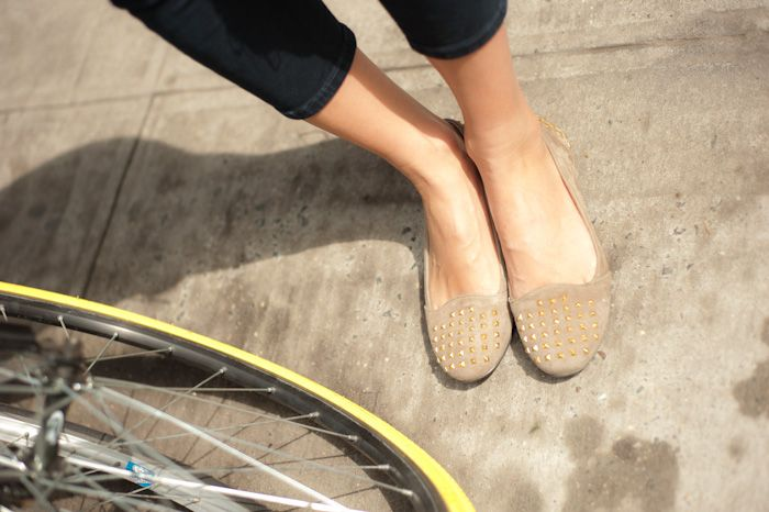 Trendy loafer styles