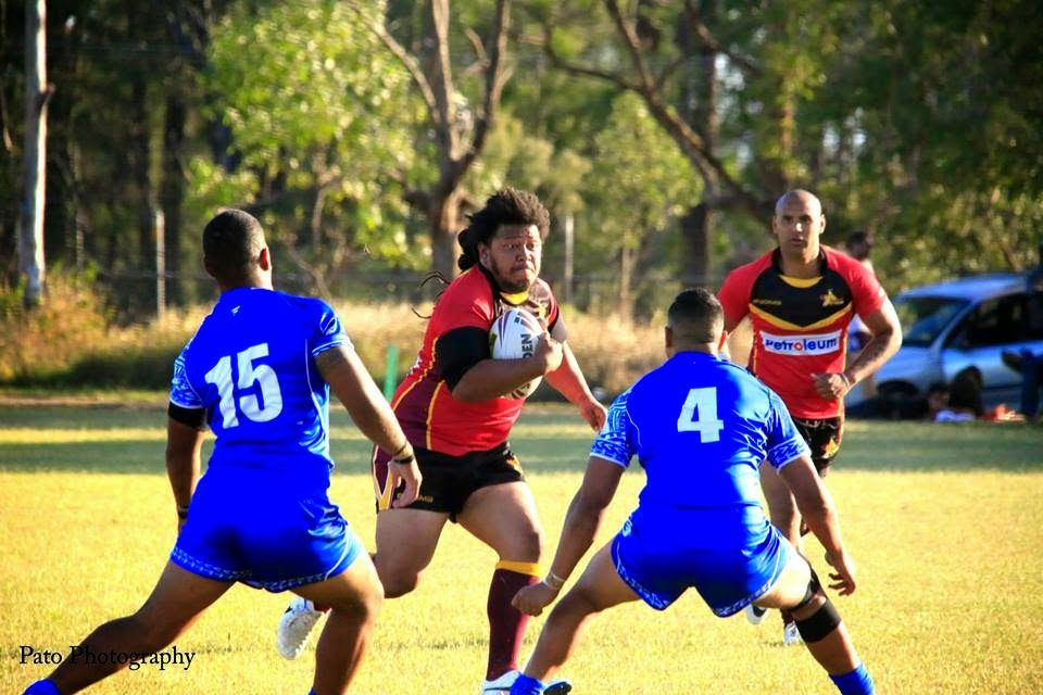 QLD PNG Kokomos make final preparations for Lae PBE NINES