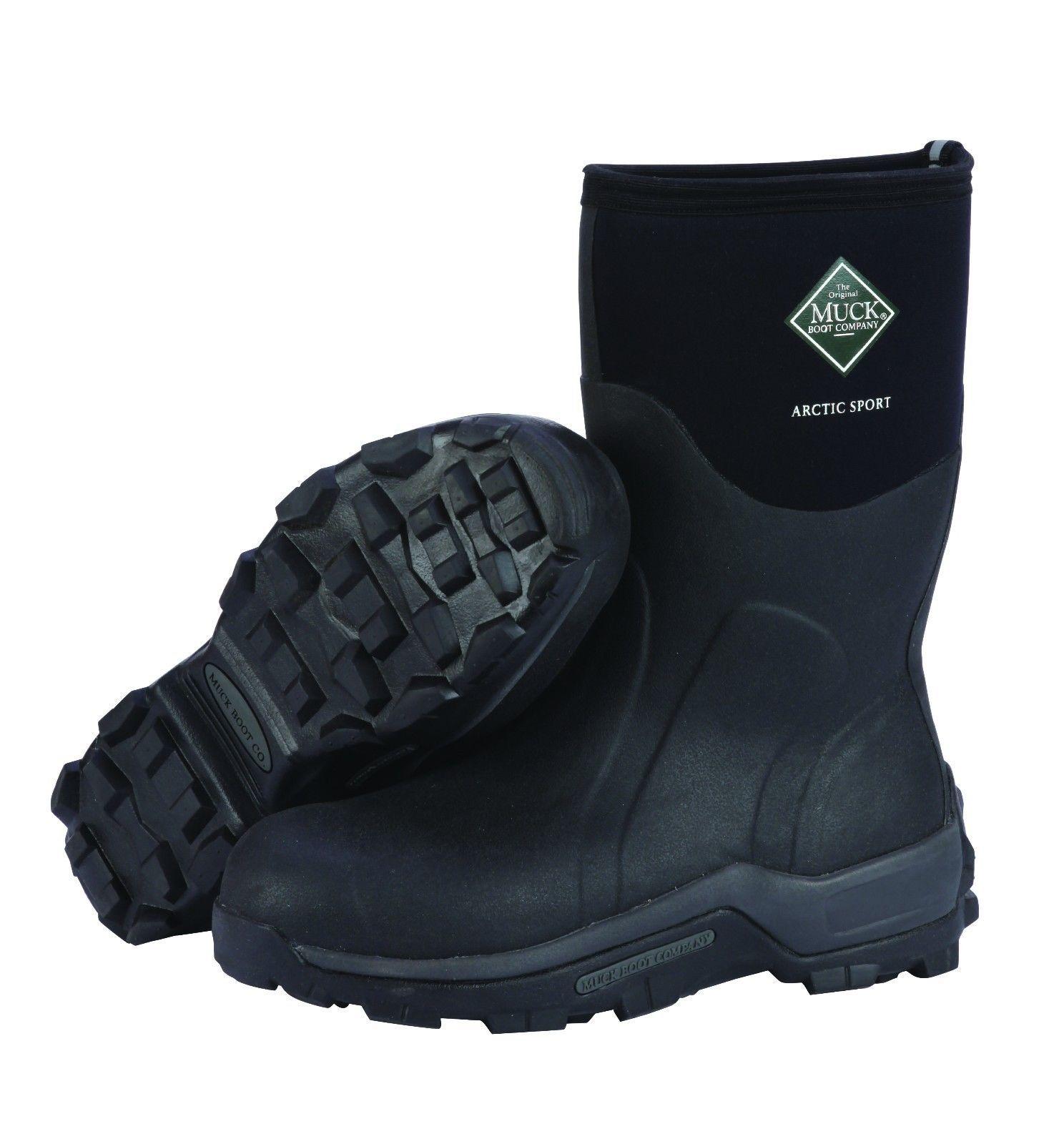 NIB Muck Boot Arctic Sport mid Winter Men's 11 hunting