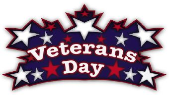 Happy Veterans Day Clip Art