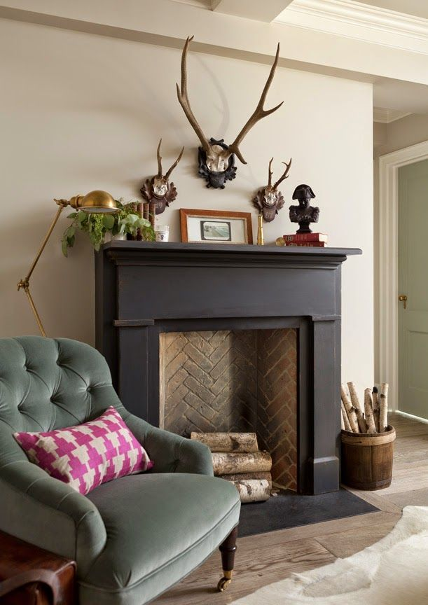 Beautiful And Modern Fireplaces To Light Up Your Life Rustic