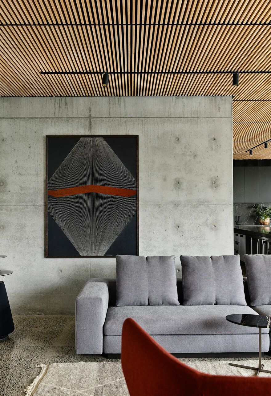 Light Vault House Chamberlain Architects Home Interior Design Interior Interior Design