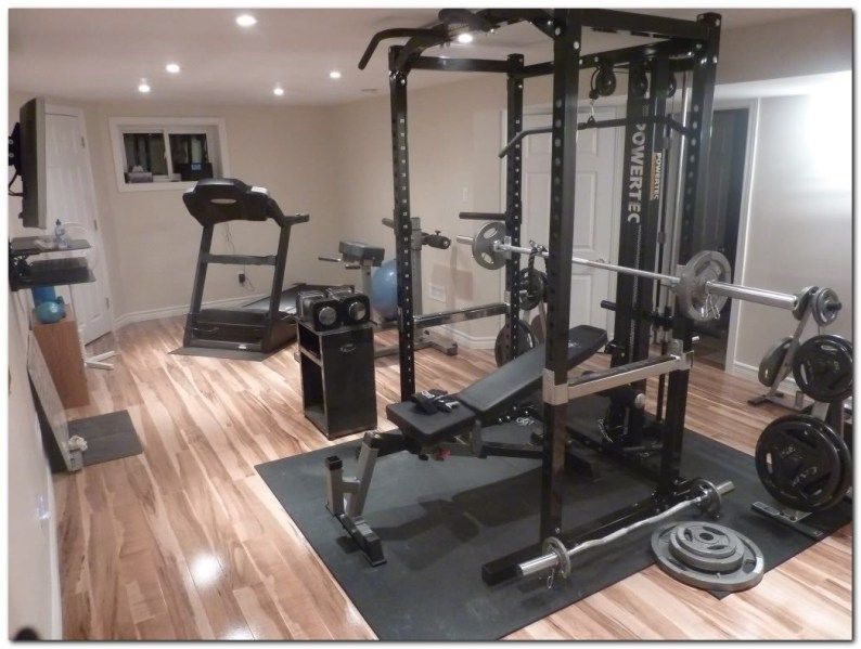 Best home gym setup ideas you can easily build workout