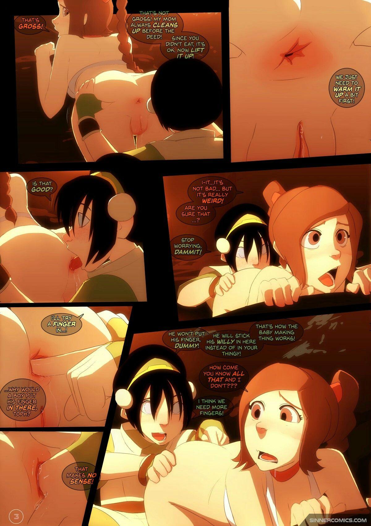 Pin on comic sex avatar1