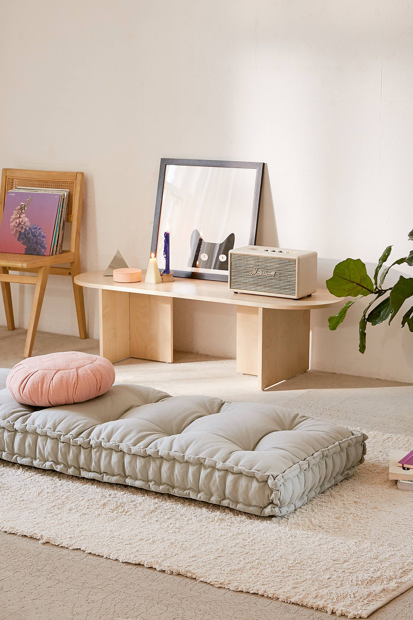 Rohini Daybed Cushion Daybed Cushion Floor Pillows Furniture