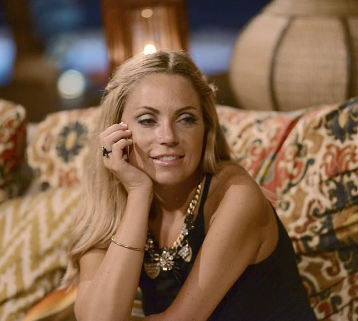 """Sarah Herron: """"I'm Not as Insecure as I Appear"""" on Bachelor in Paradise. During the third episode of Bachelor in Paradise, Sarah Herron — one of the few ladies on the show not knocking crazy out of the ballpark — broke character and treated viewers to a cryfest that made us all worry she'd soon be joining the ranks of her bikini-clad sisters peeing circles around the menfolk, professing undying love for near-strangers, and practicing resting bitch face"""