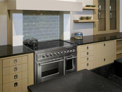 Boretti inductie fornuis keuken kitchen home en range