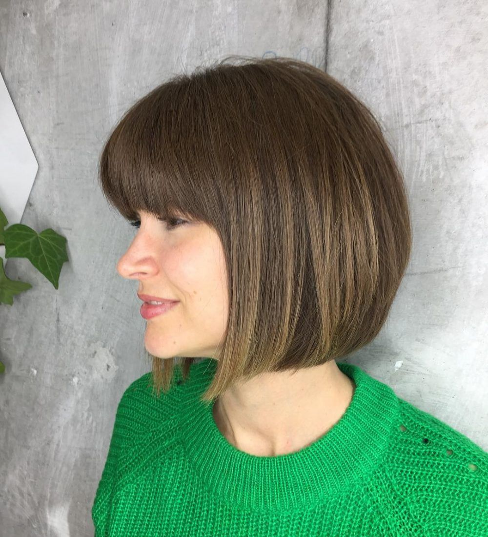34 Different Types of Haircuts On the Radar Right Now   Hot haircuts, Short  bobs with bangs, Hair
