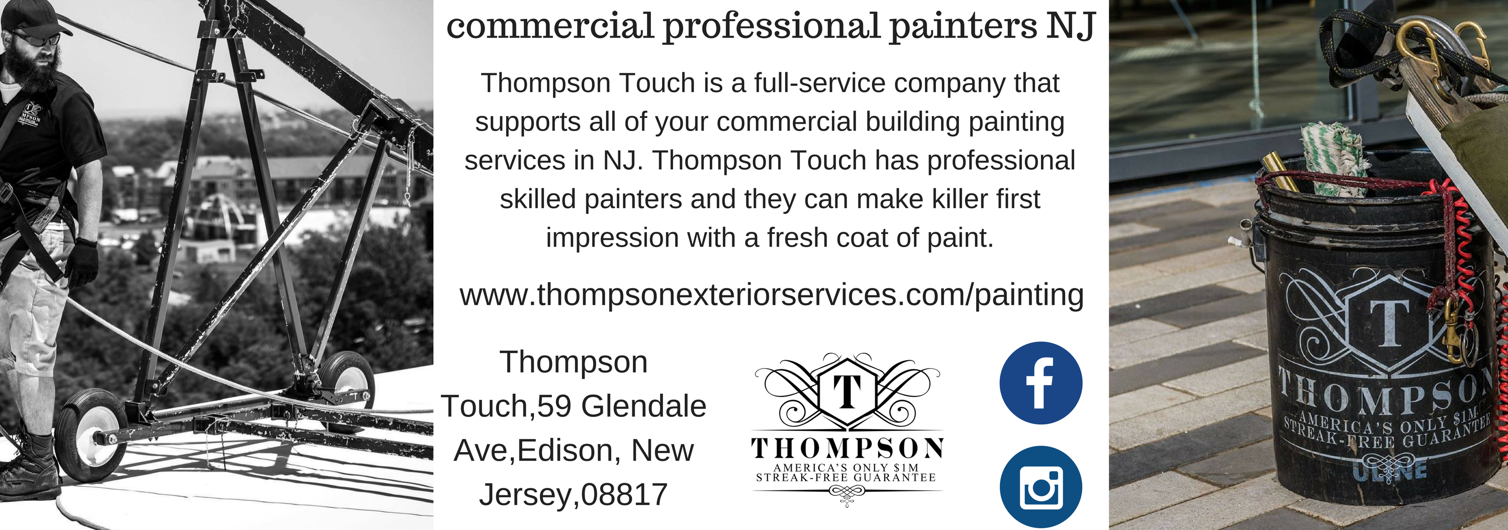 Thompson Touch is a fullservice company that supports all