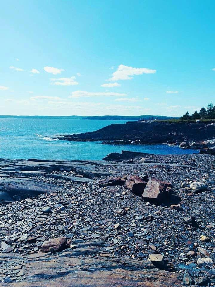 Nova Scotia ocean
