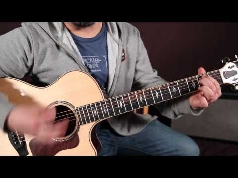 Bob Seger Turn The Page Guitar Lesson How To Play Super Easy