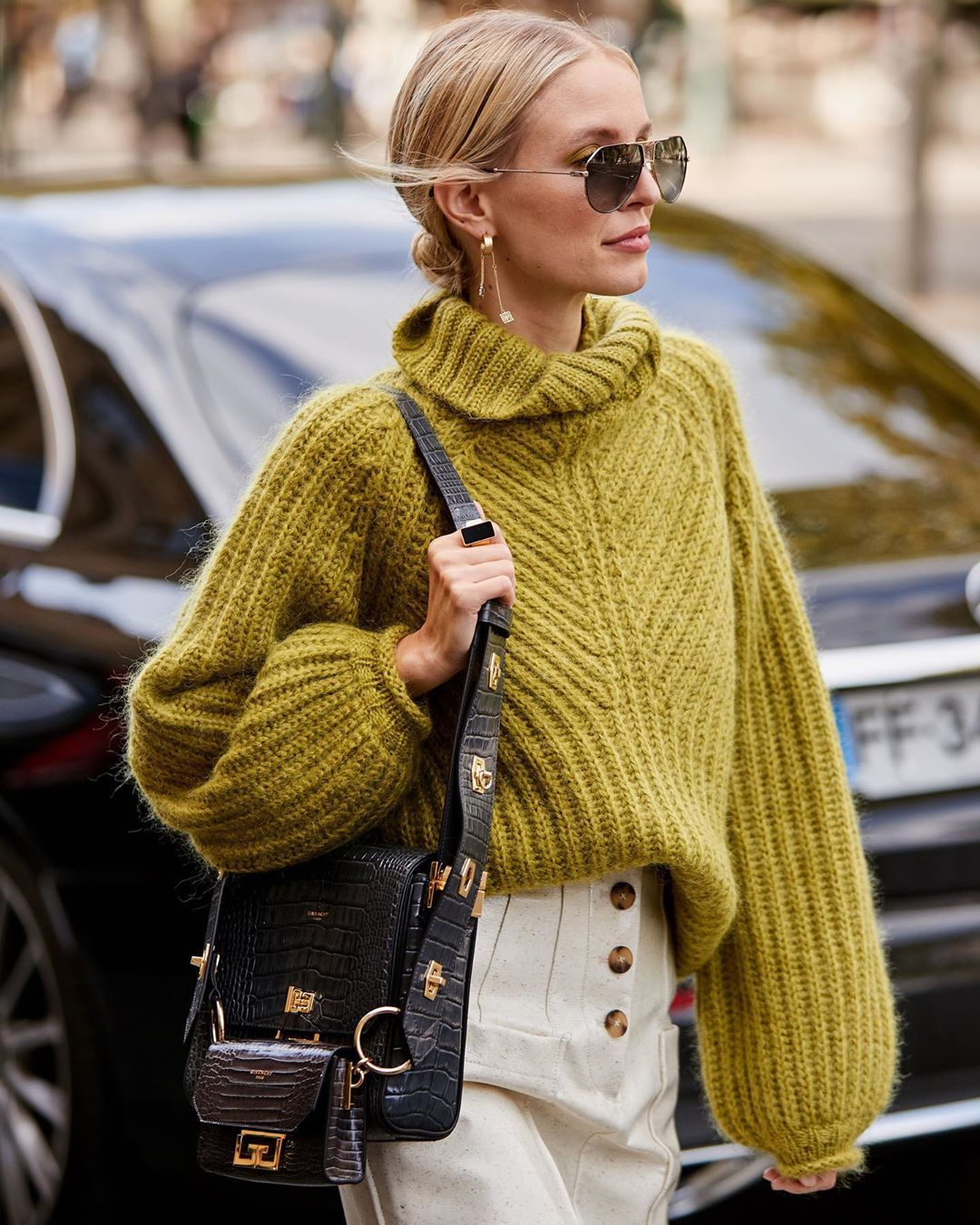 "Street Style Stars on Instagram: ""@leoniehanne photo by @thestylestalkercom - #Fashion #OOTD #Style #InstaFashion #Vintage #FashionBlogger #Fashionista #StreetStyle #Stylish…"""