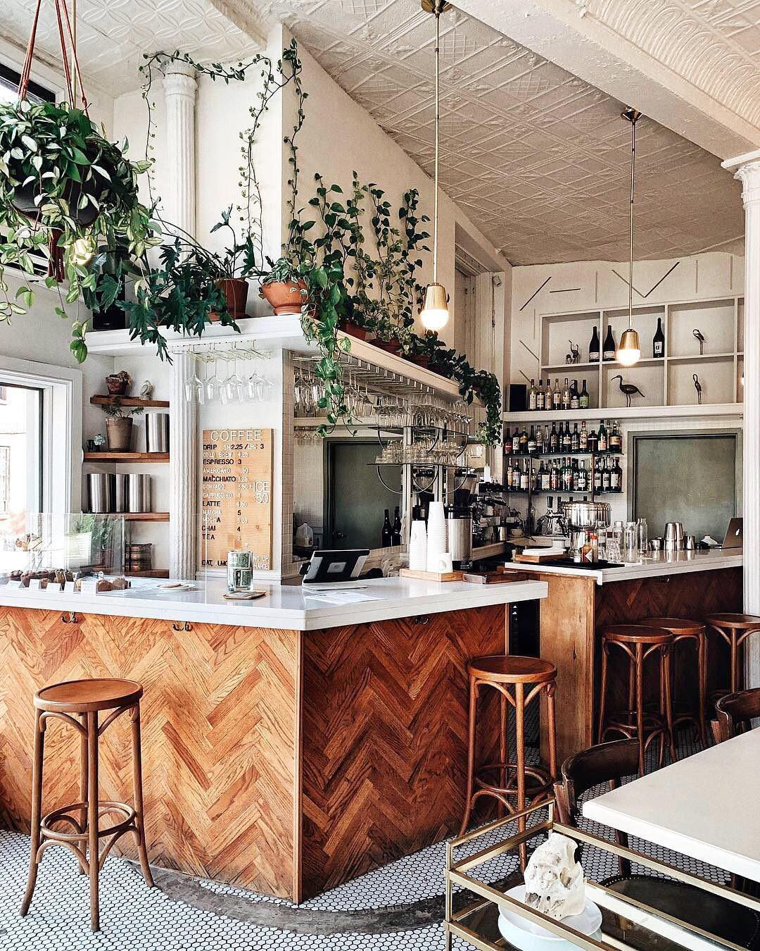 Mydomaine On Instagram Today S Agenda Coffee Thanksgiving Leftovers And Lots Of Blackfriday Shopping F Restaurant Interior Kitchen Design Kitchen Layout