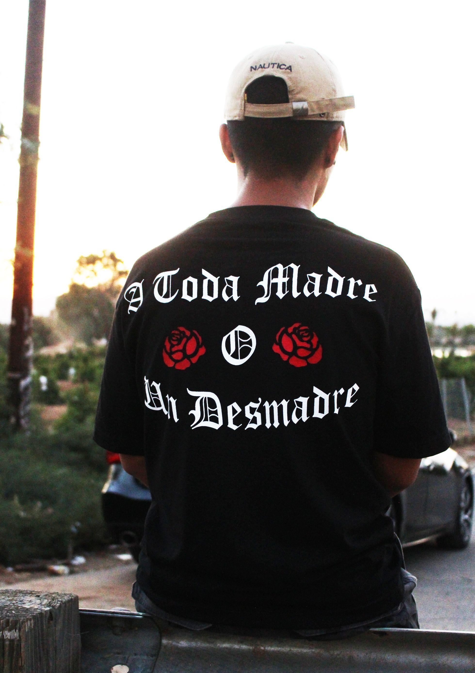 A TODA MADRE O UN DESMADRE  FOOLS CLOTHING