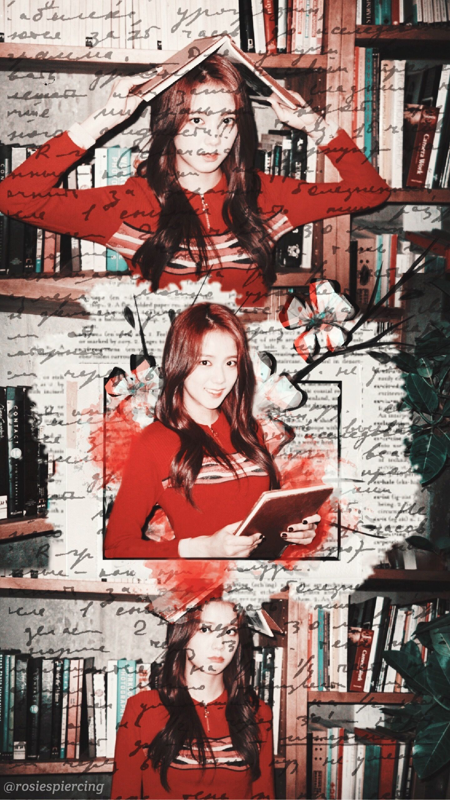 jisoo kimjisoo blackpink blackpinkwallpaper edit