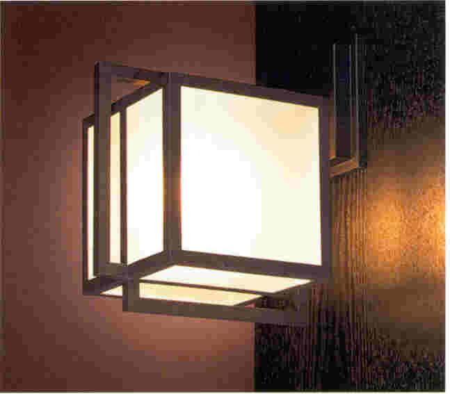 frank lloyd wright outdoor lighting. Mission Style Outdoor Light Frank Lloyd Wright Lighting R