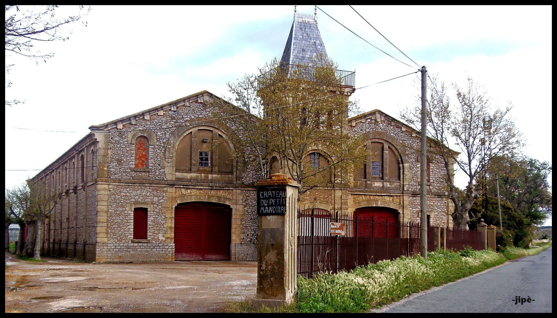 Mandirac ( entre Narbonne et Gruissan )   1/04/2017