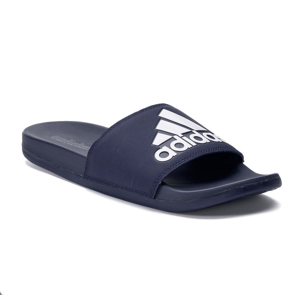e18a360dd adidas Adilette Cloudfoam Plus Men's Slide Sandals | Products | Mens ...