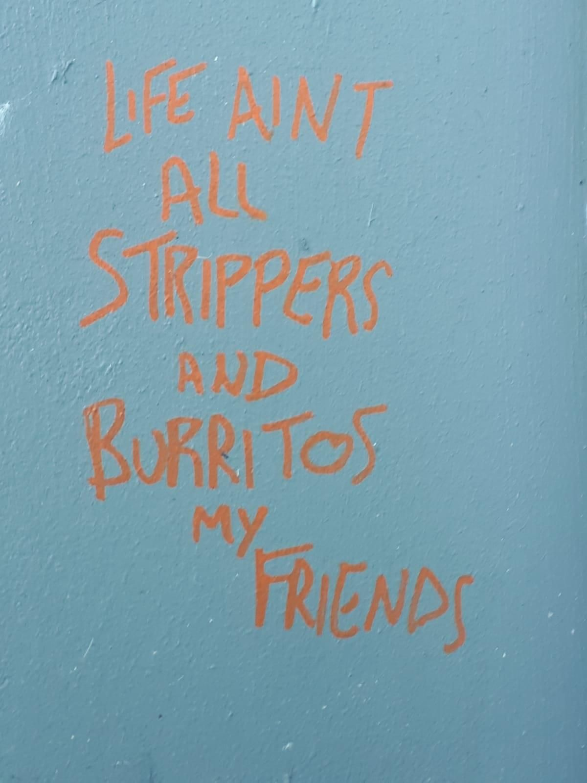 Found the vancouvers downtown east side graffiti best