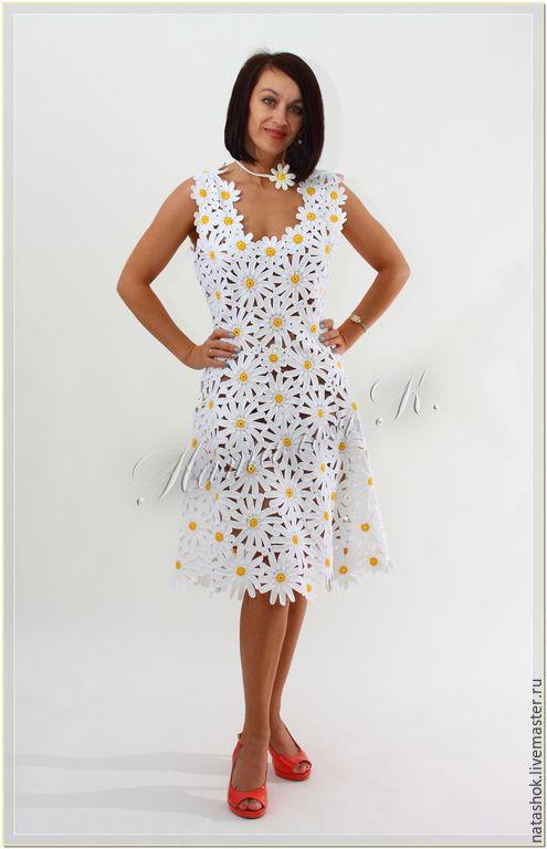Платье с ирландским кружевом купить