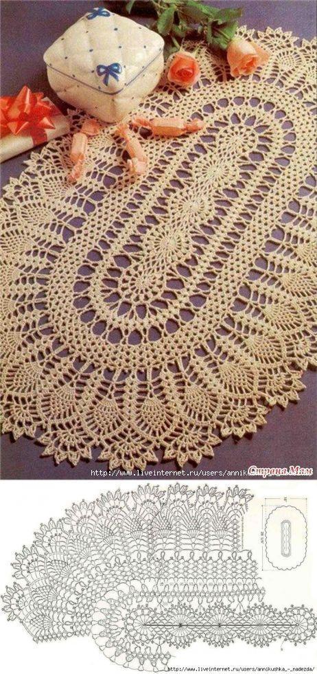 Sweater Crochet - Crochet : Punto Maravilloso (Groovyghan) #dollies