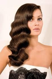 14 Magnificent Women Hairstyles Wedding Ideas Finger Wave Updo
