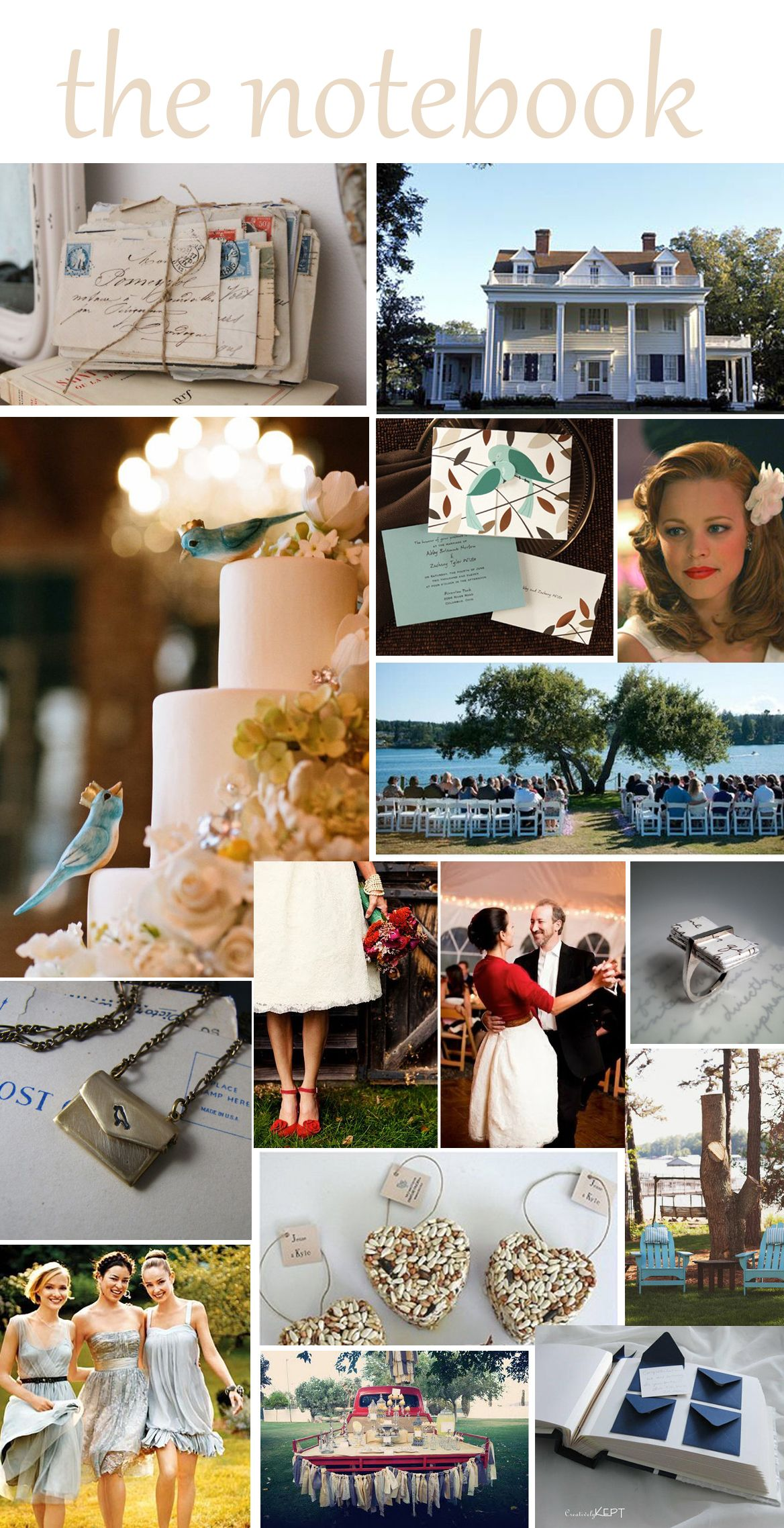The Notebook Wedding Inspiration Surprisingly Some Favorable Ideas In Here