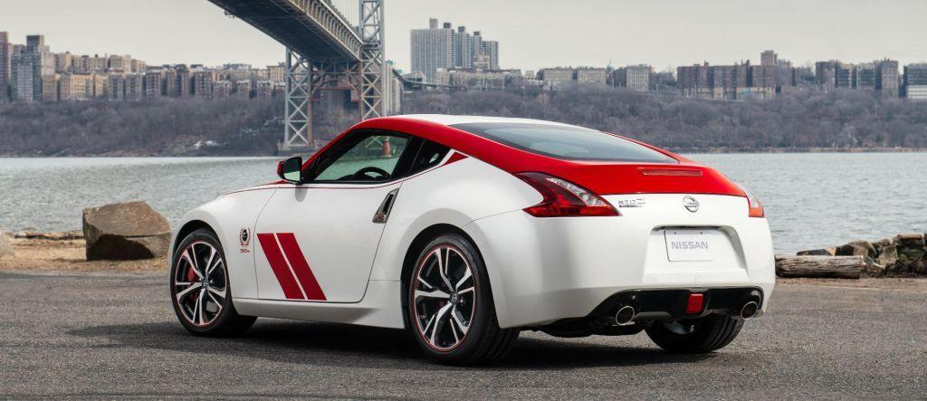 2020 Nissan 370z 50th Anniversary Edition Nissan Nissan 370z Best New Cars