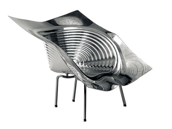 The Uncut Chair By Ron Arad Well, Thats Interesting: 10 Bizarre, Awesome  Chairs