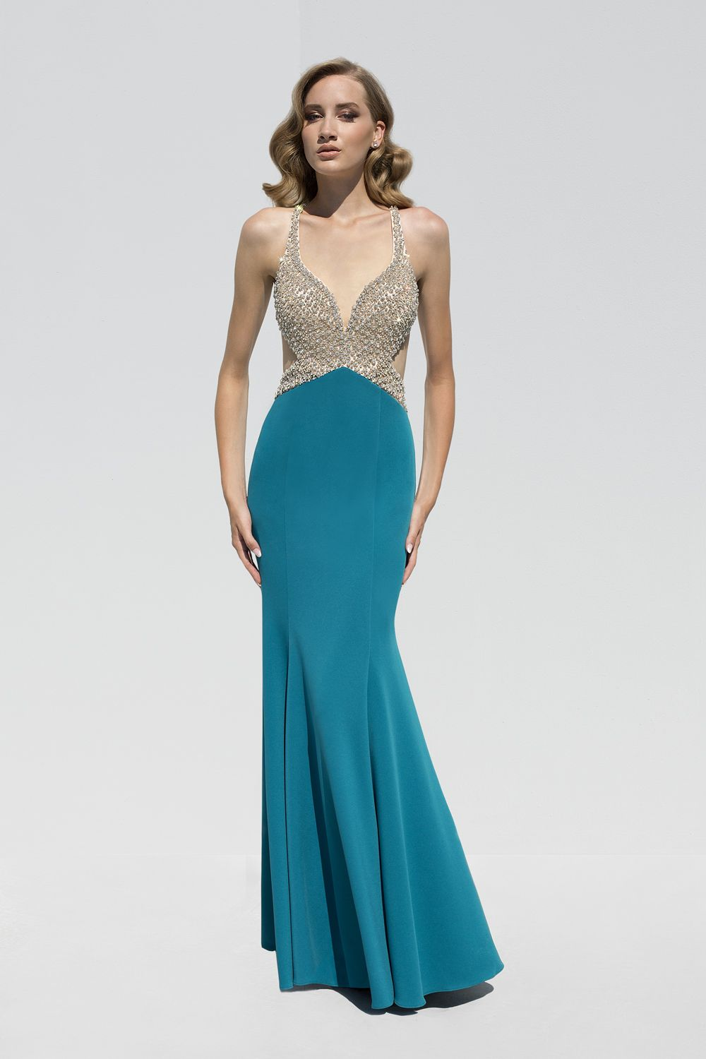 Eleni Elias Prom Collection - Style P592 | 6th grade dance ...