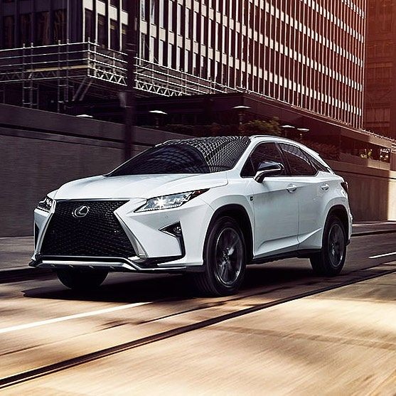 Think The Keys To This #LexusRX F SPORT Would Make Your