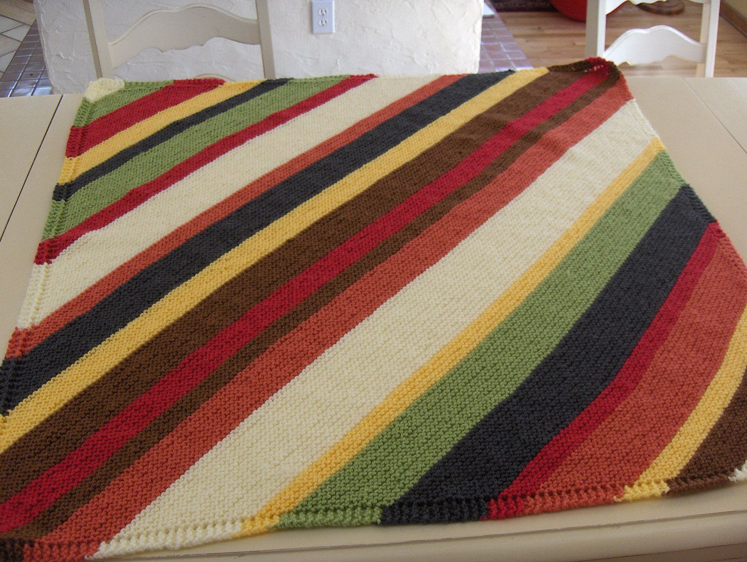 Doctor Who Scarf Baby Blanket What An Unbelievably Adorable Idea