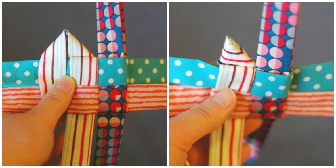 Wordpress Com Fabric Christmas Ornaments Scandinavian Fabric Fabric Stars