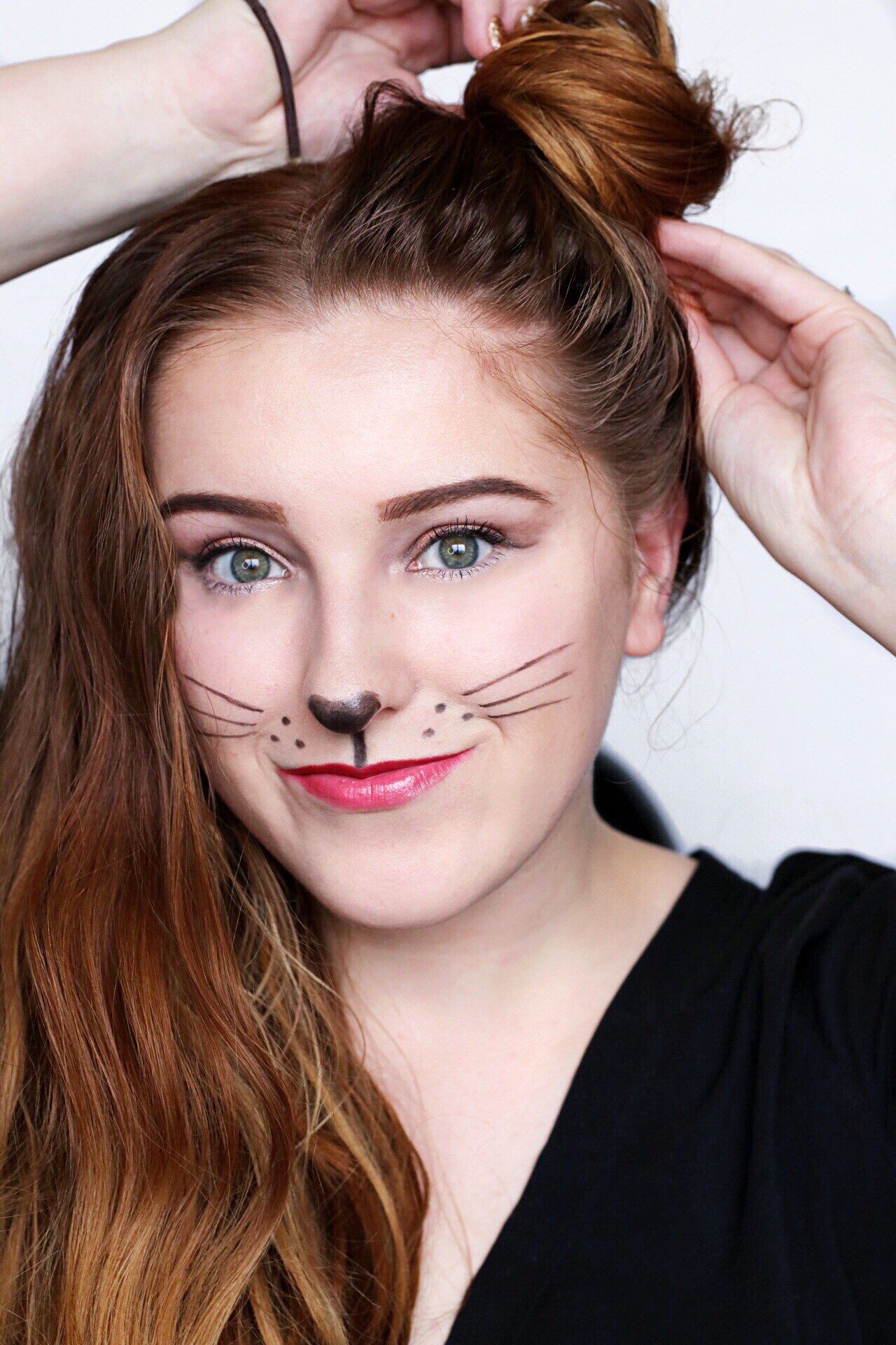 Simple & Easy Mouse Halloween Costume And Makeup Fairy