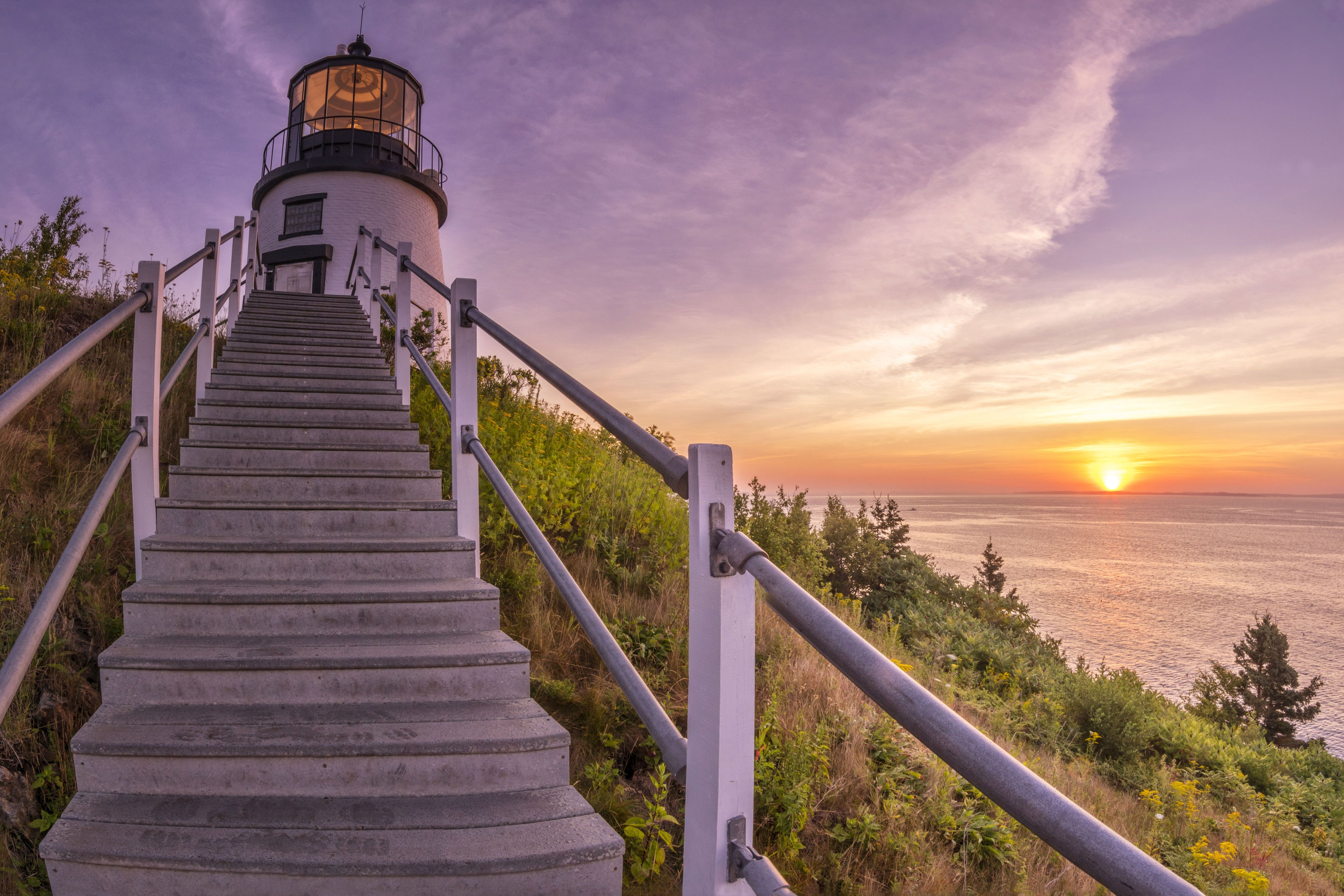 Top 15 Haunted Lighthouses Maine lighthouses, Lighthouse
