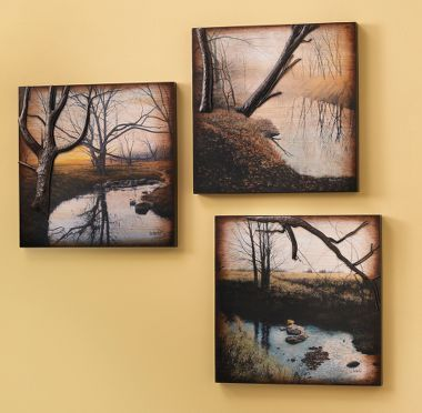 Cabela\'s: Wild Wings Lustro Art – Quiet Places   for the home ...